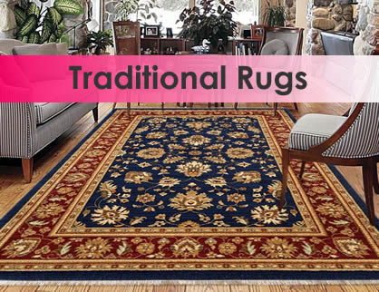 Buy Traditional Rugs